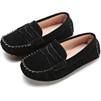 Sunny&Baby Ragazzi Loafer Shoes Kids Mocassini Slip On Style Soft antiscivolo Outsole Easy On & Off Resistente all'abrasione
