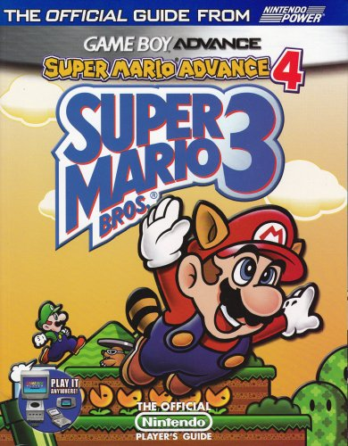 Super Mario Advance 4: Super Mario Bros. 3 Official Strategy Guide (Super Mario 3 Strategy Guide compare prices)
