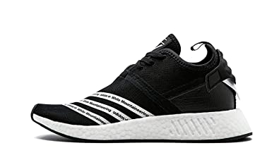 finest selection ba69f c4bc7 Amazon.com | adidas Womens NMD R2 Prime Knit BB2978 Black ...