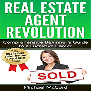 Real Estate Agent Revolution Audiobook