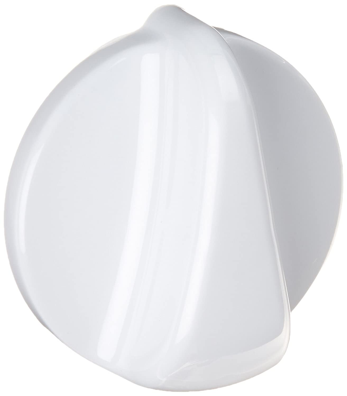 General Electric WB03K10034 Top Burners Knob, White