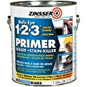 Zinsser Bulls Eye 123 White Primer & Sealer 1 gal.