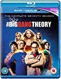 Big Bang Theory - Complete Season 7 [Edizione: Regno Unito] [Italia] [Blu-ray]