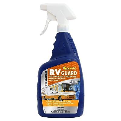 Star brite Premium RV Guard w/PTEF (71032) Detailer & Protectant - 32 oz Spray: Automotive