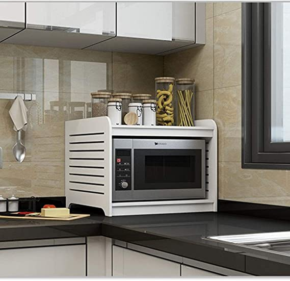 Estantes para cocina, estante de cocina multifunción, estante de horno para microondas, estante para horno, armario de cocina, estante de almacenamiento de sabores: Amazon.es: Hogar