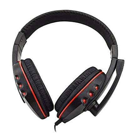 Amazon com: Dreamyth Fun Gaming Headset Voice Control Wired
