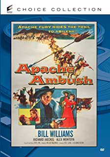Book Cover: Apache Ambush