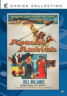 Book Cover: Apache Ambush