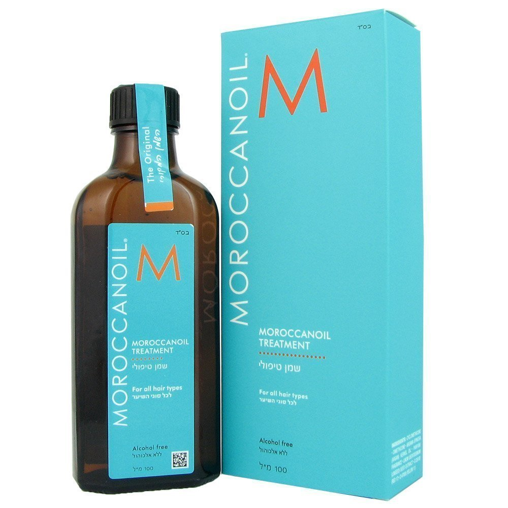 Moroccanoil Hair Treatment 100 ml Bottle with Blue Box for all hair types 4241A