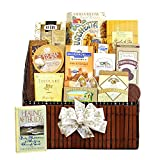 California Delicious Gift Basket, Caring Condolences Sympathy