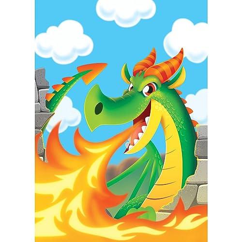 8 Sacs dragon