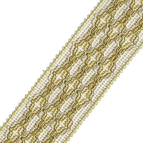 Trend Jaclyn Smith 2in 03939 Trim Chartreuse (Smith Drapes Jaclyn)