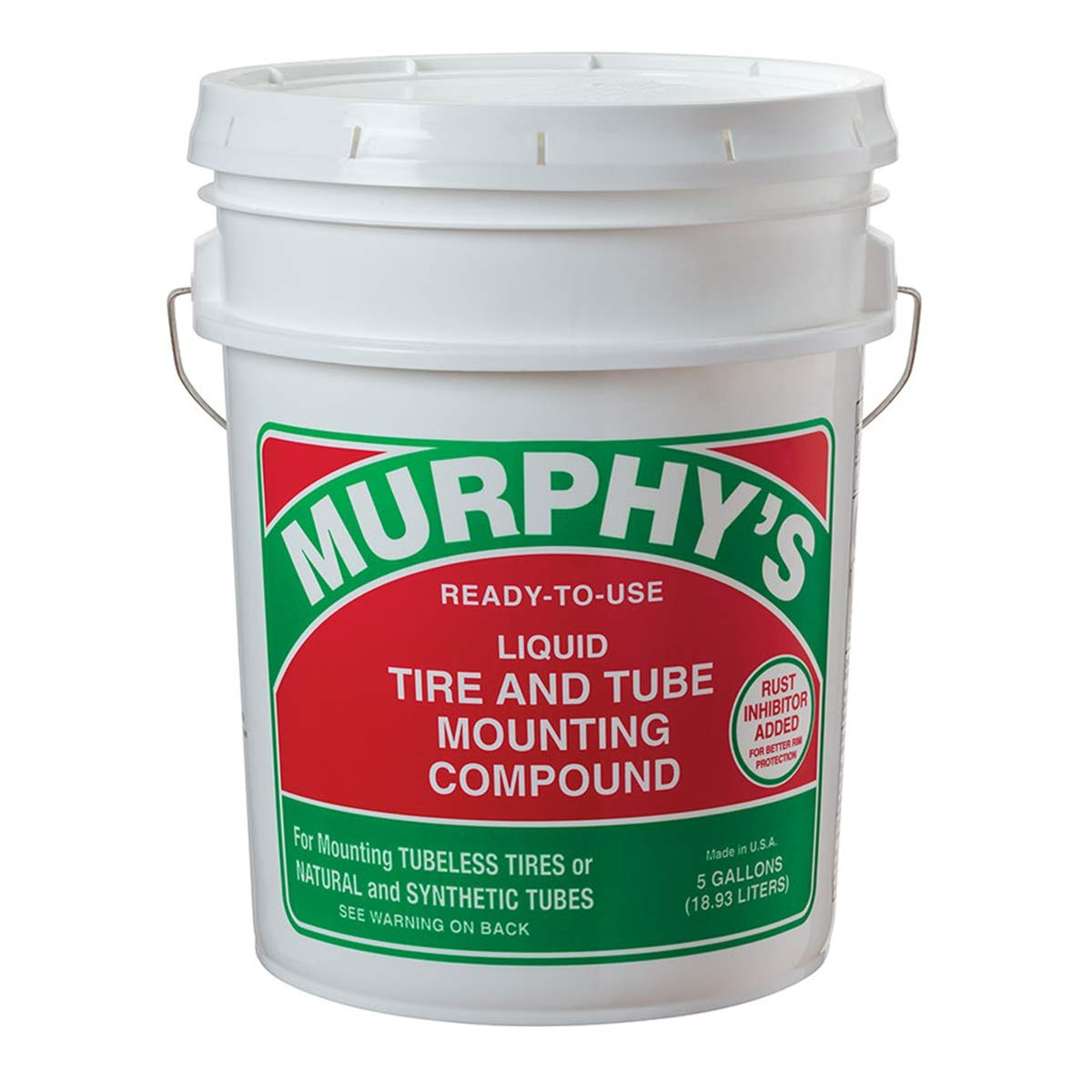 Murphy's 5-Gallon Liquid Tire & Tube Mounting Compound by Murphy's