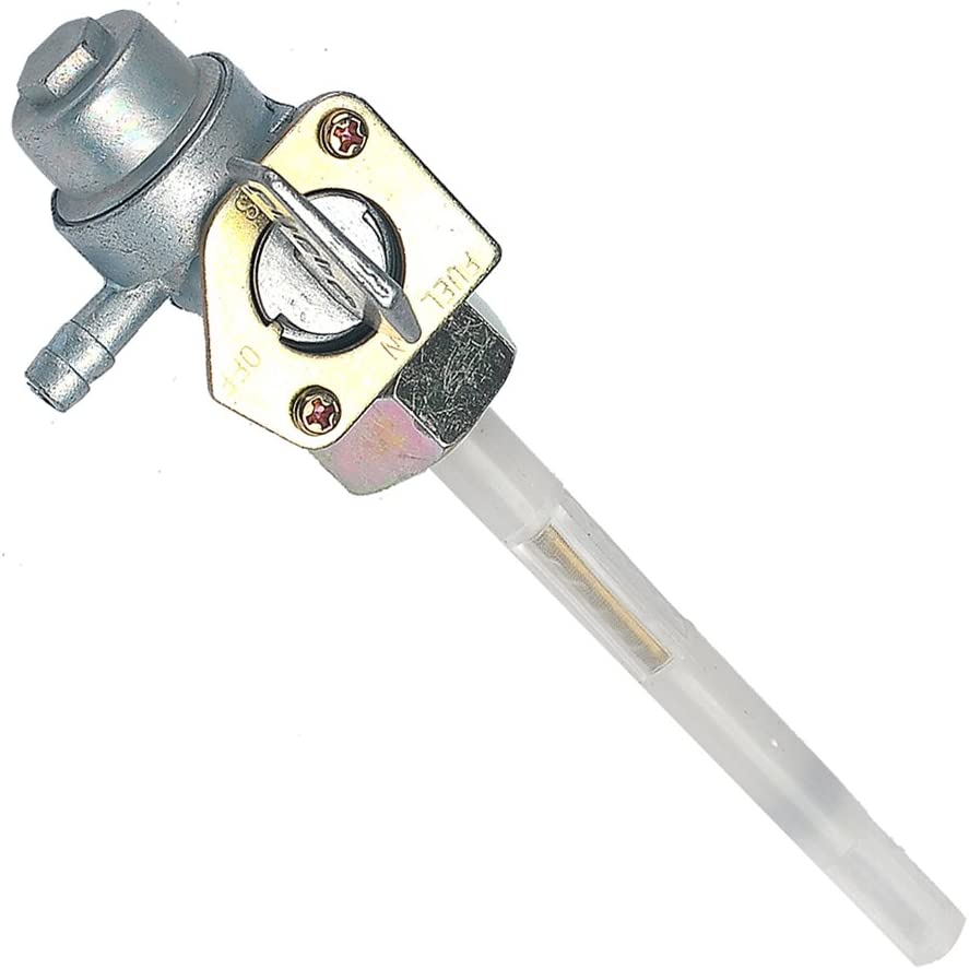 New Petcock Gas Fuel Tank Switch for Honda TRX 250 TRX300 Fourtrax ATC350X Year 1985-1988