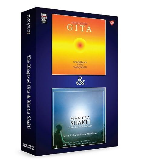 Buy Music Card: The Bhagavad Gita and Mantra Shakti (320