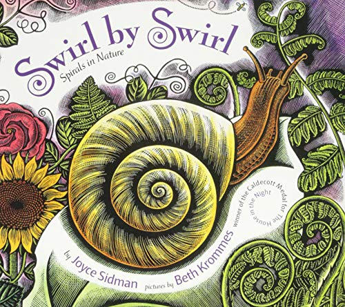 (Swirl by Swirl (board book): Spirals in Nature )