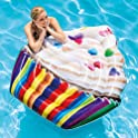 Intex Inflatable Cupcake Swimming Pool Mat