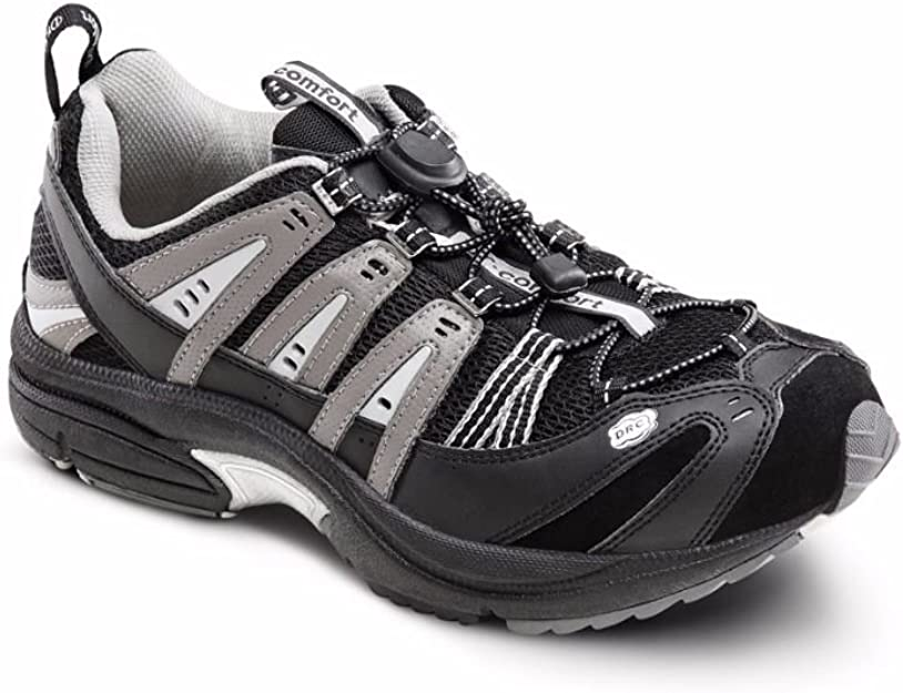 4. Dr. Comfort Performance-X Men's Therapeutic Shoe