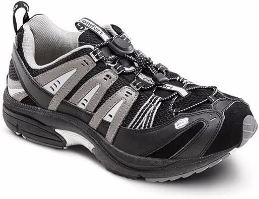 Dr. Comfort Performance-X Men's Therapeutic Diabetic Double Depth Shoe