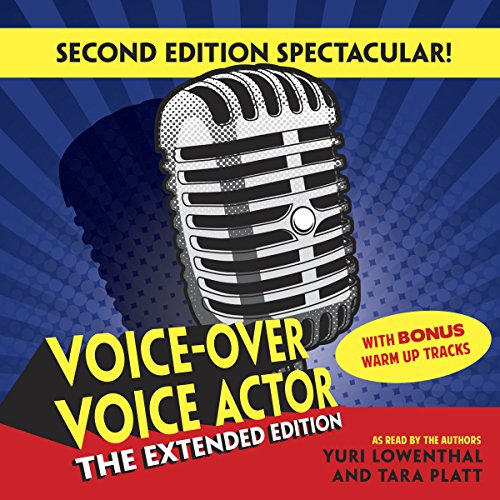 Pdf Arts Voice-Over Voice Actor: The Extended Edition