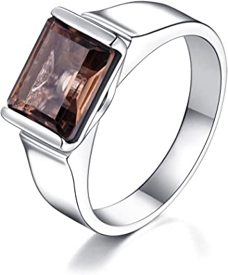 Beautiful Multi Gemstone Ring 925 Solid Silver Promise Wholesale Ring Jewelry