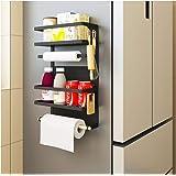 Refrigerator Magnetic Organizer Rack
