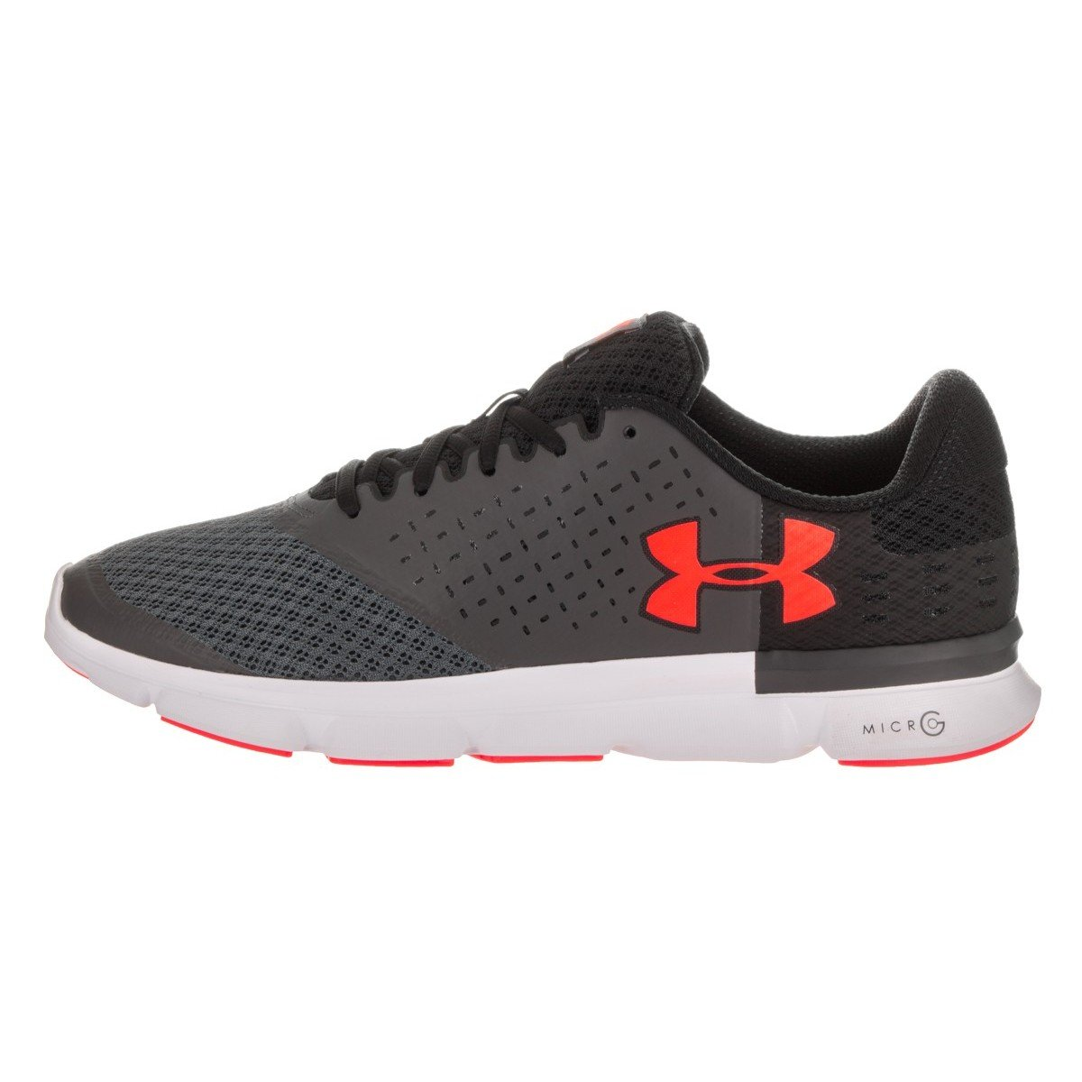 Under Armour Micro G Speed Swift 2 Hombre Zapatillas Gris -