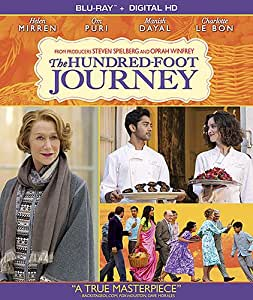 The Hundred-Foot Journey [Blu-ray + Digital Copy] (Bilingual)