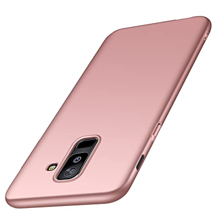 Anccer Compatible for Samsung Galaxy A6 Plus 2018 Case [Colorful Series] [Ultra-Thin] [Anti-Drop] Premium Material Slim Full Protection Cover for ...