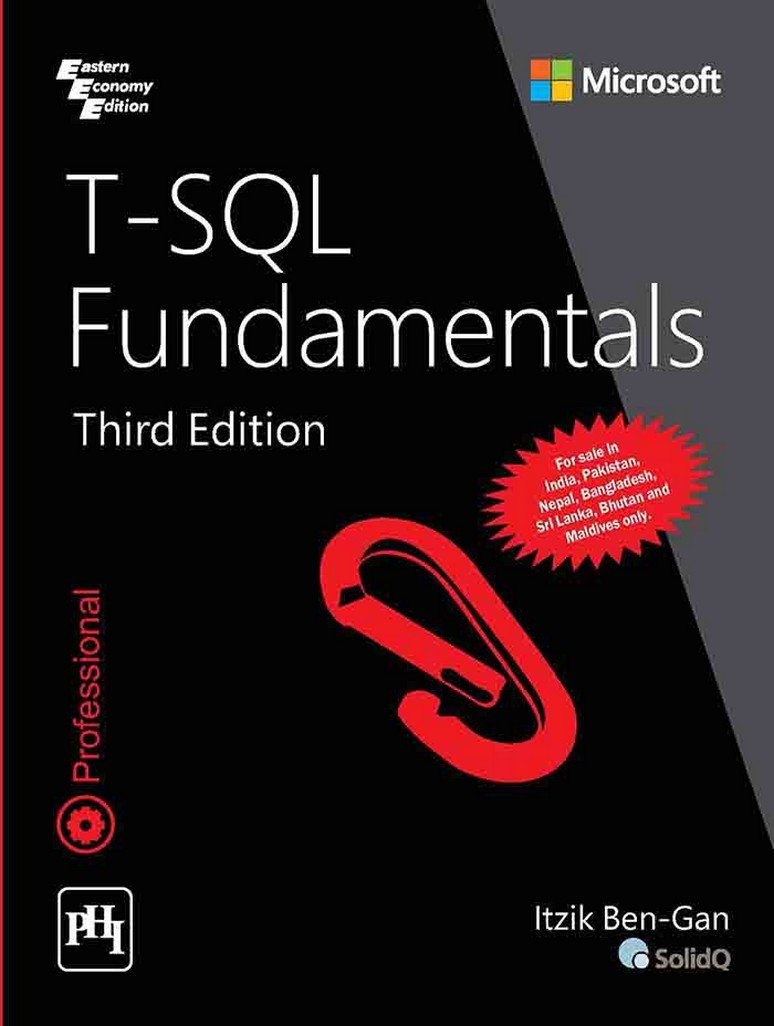 SQL Fundamentals (3rd Edition)