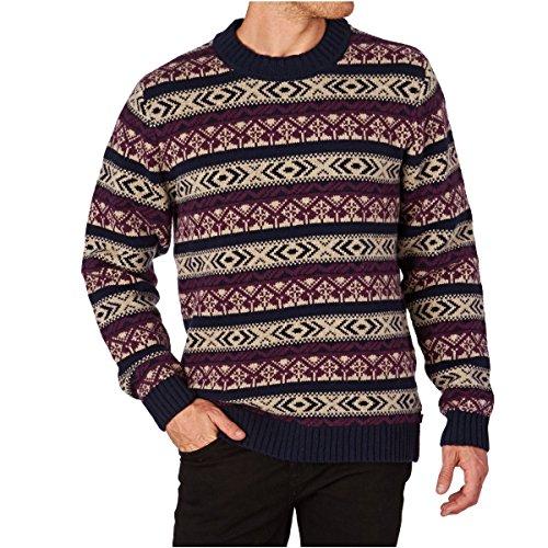 Wholesale Fjallraven Men's Ovik Folk Knit Sweater for sale