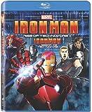 Iron Man: Rise of the Technovore Bilingual [Blu-ray]