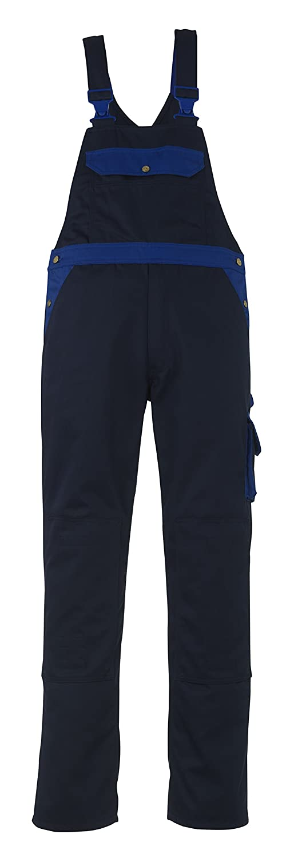 Mascot 00969-430-111-90C48Milano Bib /& Brace Overalls Blue L90cm//C48