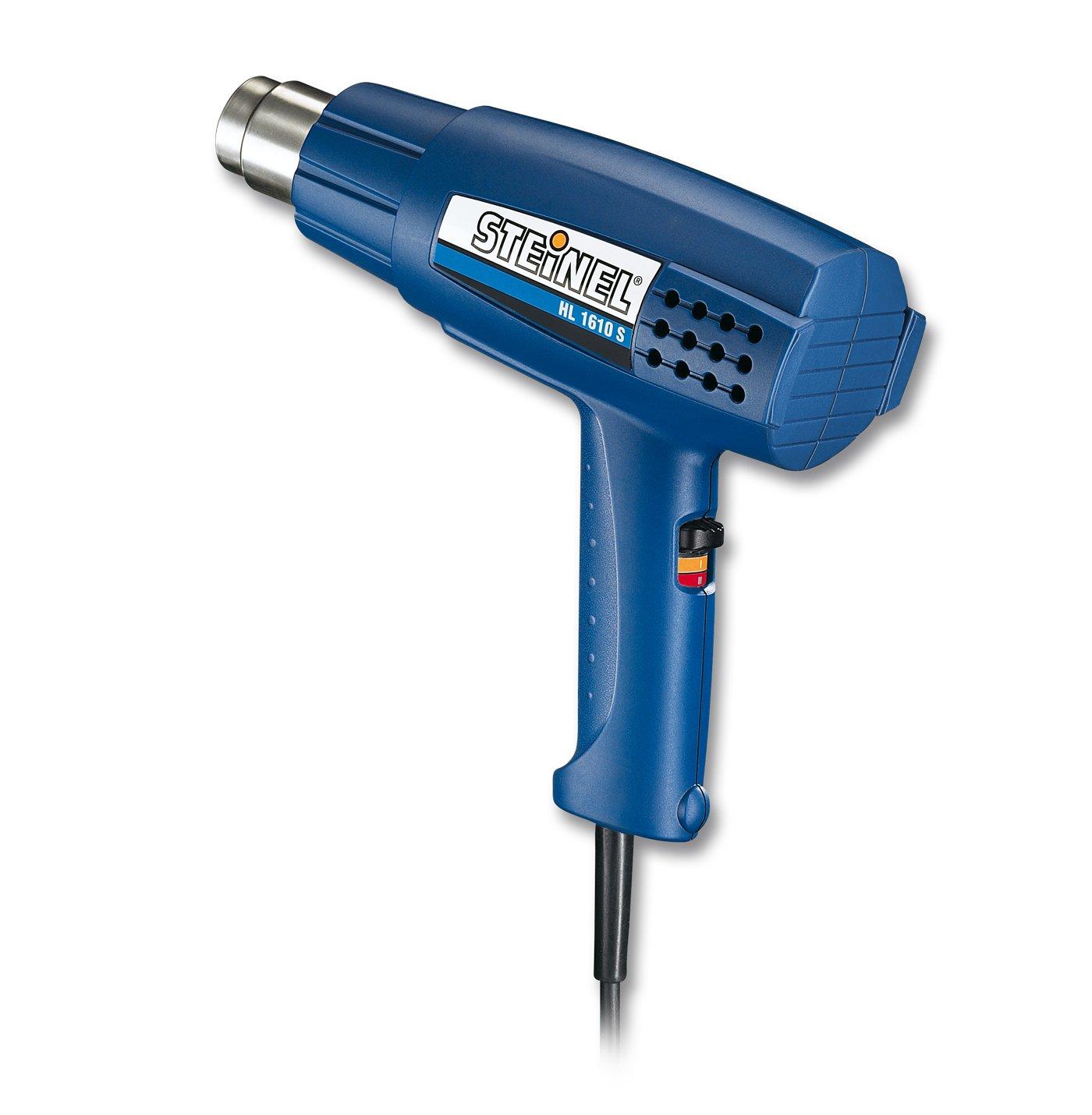 Steinel M100096 - Decapador hl 1610 s aire caliente 1600w Jäger 348014