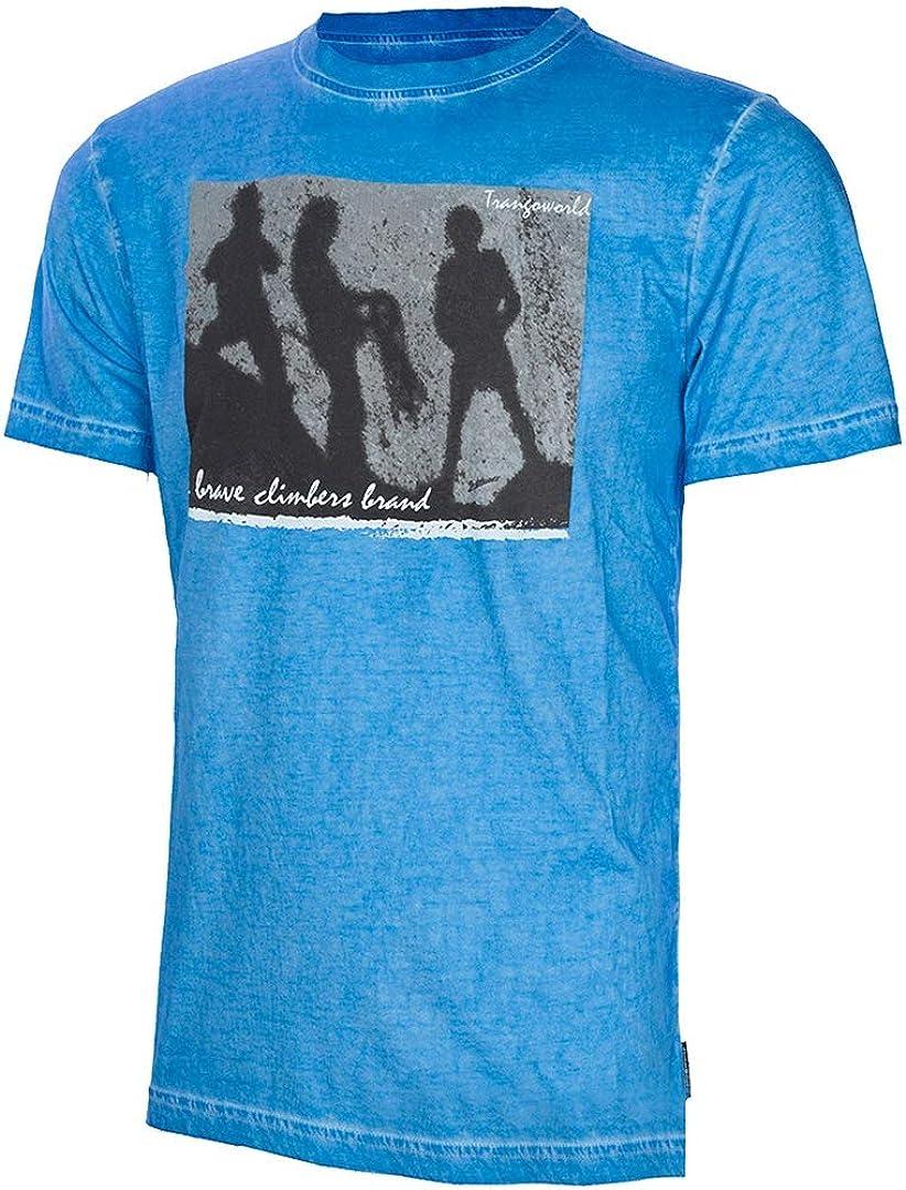 Hombre Trangoworld Brave Camiseta
