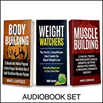 WORKOUT BOOKS: 3 MANUSCRIPTS: WEIGHT WATCHERS, BODYBUILDING, MUSCLE BUILDING