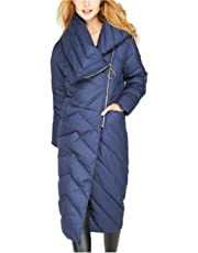 Women's Down Jacket Windproof and Cold-Proof Large Fur Collar in The Long Section of Thick Zipper Women's Clothing