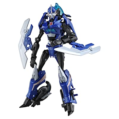 Transformers Japan Color Exclusive - Arcee - Takara First Edition: Toys & Games