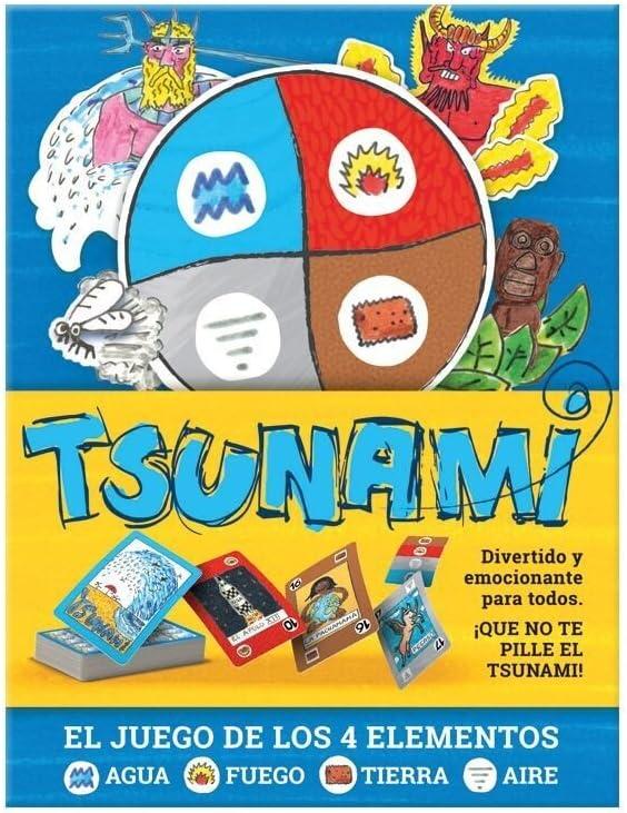 Tsunami: Amazon.es: Juguetes y juegos