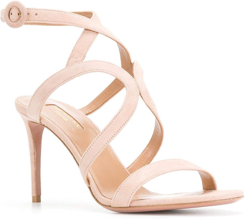 AQUAZZURA high Heels Sandals in Light