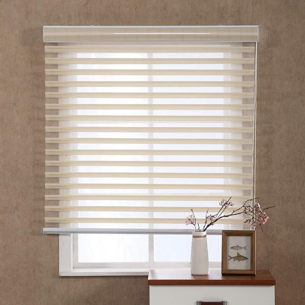 Amazon.com: Window Blinds Vertical Stripes,Aluminum Mini ...