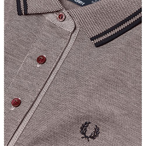 Fred Perry - Polo - para mujer Rose