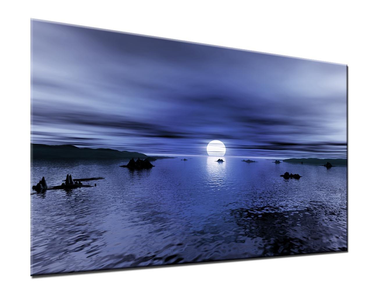 Amazon com: Lynxart Single Canvas Total Size 54x39cm Canvas
