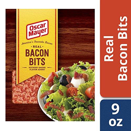 Oscar Mayer Real Bacon Bits, Hickory Smoke, 9 Ounce