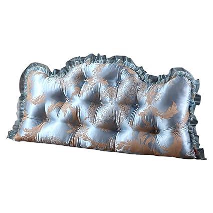 Amazon.com: GONGFF Headboard Cushion Soft Bed Pillow Single ...