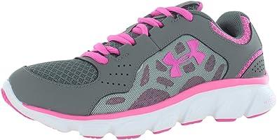 Under Armour Micro G Assert IV, Zapatillas de Running para Mujer, Graphite, 355 EU: Amazon.es: Zapatos y complementos