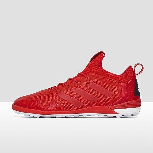 Adidas Ace Tango 17.1 TF, Zapatillas de fútbol Sala para Hombre, (Rojo/Escarl/ftwbla), 44 EU: Amazon.es: Zapatos y complementos