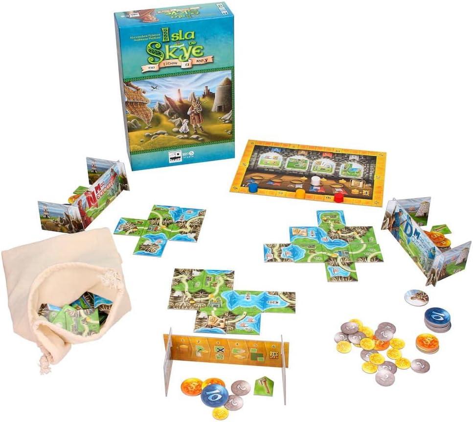SD Games - Isla de Skye, Juego de Mesa (SDGISLSKY01): Amazon.es: Juguetes y juegos