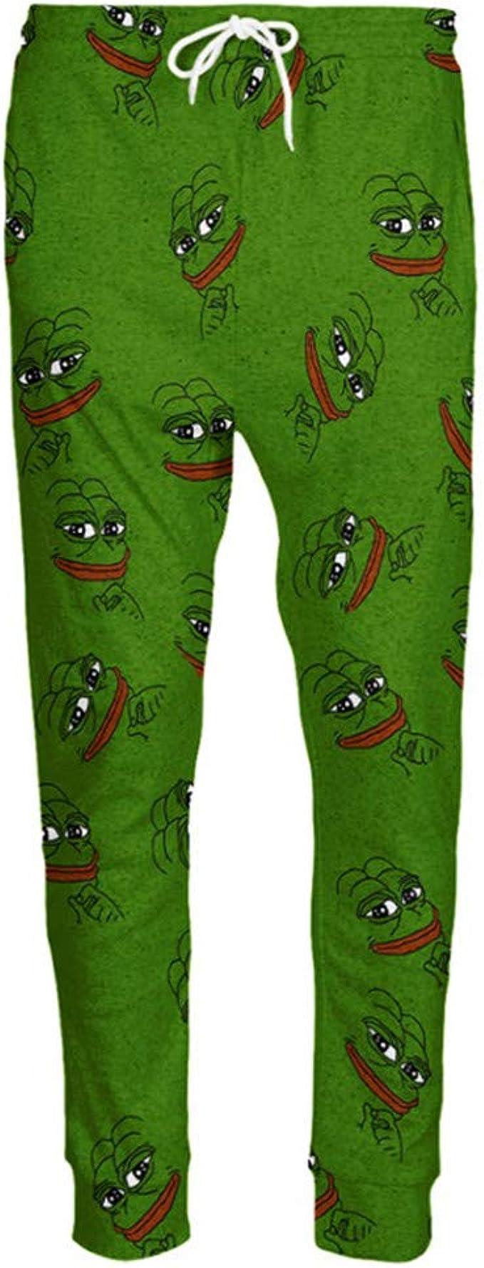 Es Pants Personality Joggers 3d Hombres Mujeres Divertidos Dibujos Animados Pantalones De Chandal Ropa De Moda Pantalones De Otono Otono Estilo De Invierno Pantalones Amazon Es Ropa Y Accesorios
