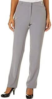 e40d5a02047 Zac   Rachel Plus Pull-On Pants at Amazon Women s Clothing store